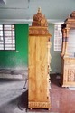 Teak Wood Traditional Temple