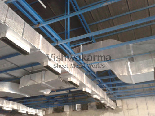Ac Duct Air Conditioning Duct Manufacturer From Ahmedabad