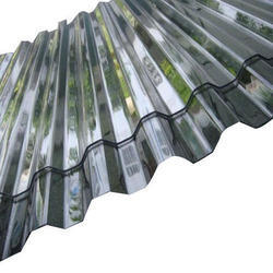 Polycarbonate FRP Natural Skylight Sheets