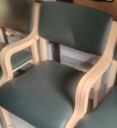 Wooden Visitor Chairs