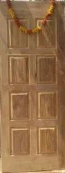 Teek Wood Door