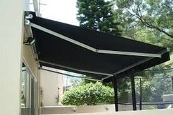 folding awning