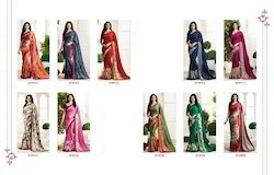 Vinay Star Walk 24 Fancy Ladies Saree