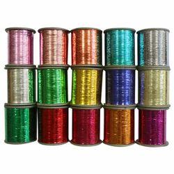 Multicolor M Type Metallic Yarn