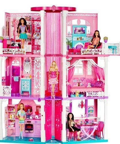 Barbie Dream House Rambaug Ahmedabad Siddhi Vinayak Toys World