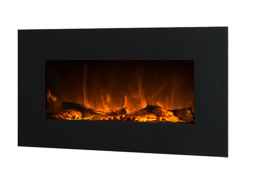 decorative electric fireplace. led 3 coloured flame, wall mounted electric fireplace decorative e
