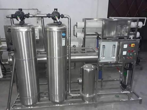 RO Plant Stainless Steel