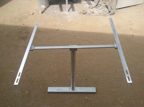 50w and 100 w Solar Panel module mounting Structure
