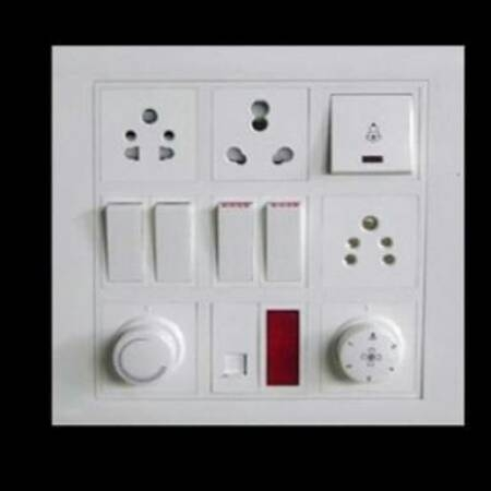 Home Electrical Switchboard At Rs 100 Piece