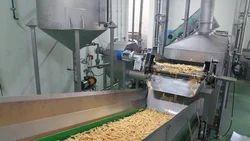 Kurkure / Cheetos / Niknak Processing Line