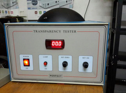 Transparency Tester (Ball Integration type)