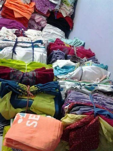 Kidswear Export Surplus Garments Stocklots