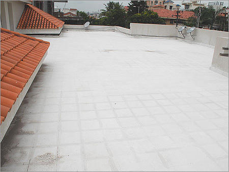 Thermatek Heat Resistant Terrace Tiles Thickness 6 8