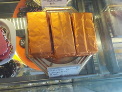 Silver Wrapperd Chocolate