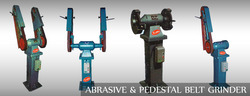 Abrasive Belt Grinding Machine