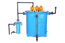 Dosing Pump With Fume Absorber