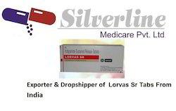 Lorvas Sr Tablets