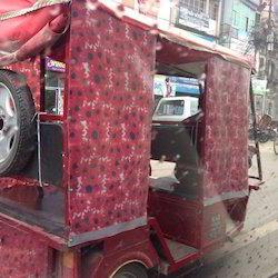 E-Rickshaw Cover