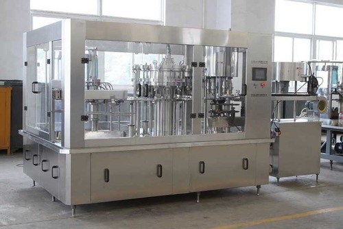 Carbonated Drink Filling Machine - Automatic Carbonated Soda