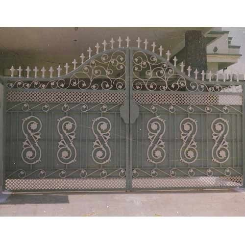 Designer Grill Gate Ferro Technology Manufacturer In