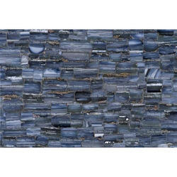 Agate Striata Blue Slab