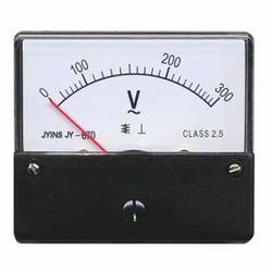 Analog Voltmeter Calibration Service