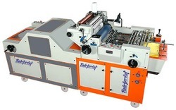 Single Color Poly Printing Machine