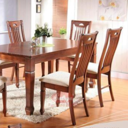 Teak Dining Table Sagvan Ki Dining Table Latest Price