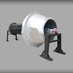 Grain Roasting Machine, Capacity: 100-300 Kg Per Hour