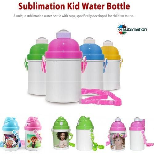 kids water bottle for personalized sublimation printing at rs 300