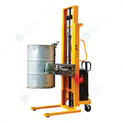 Drum Lifter Cum Tilter- Electric Operated