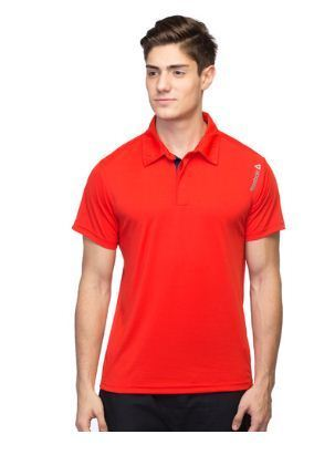 97919d31169 Mens Reebok Training Sport Essentials Poly Polo T Shirt at Rs 520 ...
