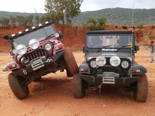 Toyota, Mahindra Leading Jeep Modifier In Tamilnadu