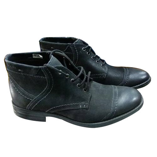 Clarks s Rs 1950 Leather Top At Boots Delsin Pair Bara Black SqSwar