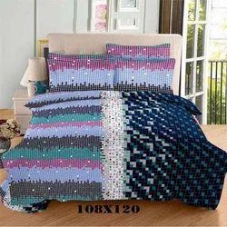 Fancy Satin Bed Sheet