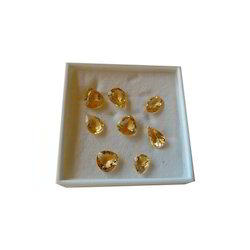 LE Golden Citrine Stone