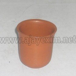 Clay Drinking Cup