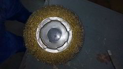 Brass Circular Wire Brush