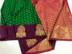Kanchipuram Pattu Saree