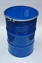 Metal Gi Barrels Epi Coated Open Mouth Barrel, For Industrial, Capacity: 200-250 Litres