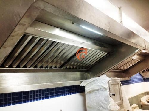 Kitchen Fume Exhaust Systems Exhaust Fan For Kitchen