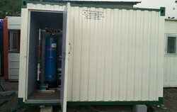 Container Type Revers Osmosis Plant