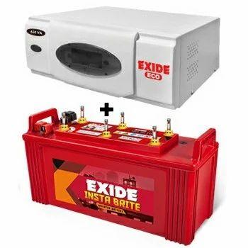 Exide Home Ups Inverter Battery Inverter Battery