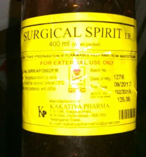 Surgical Spirit & Protective Masks Wholesaler from Chennai