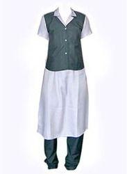Boys Cotton School Salwar Suit, XS
