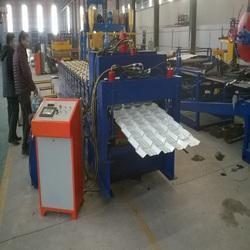 Metal Roof Tile Forming Machine