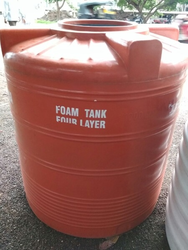 Four Layer Foam Tank