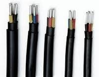 Electric Service Cable (Armoured / Unarmoured), Conductor Stranding: Stranded, Packaging Type: Roll