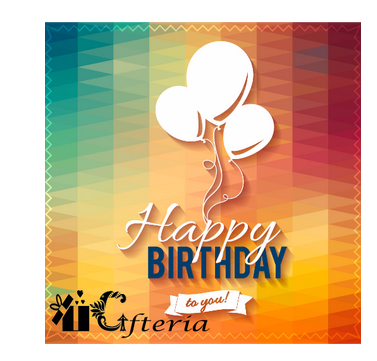 Birthday Greeting Card At Rs 45 Piece