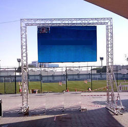 Outdoor LED Video Display Screens